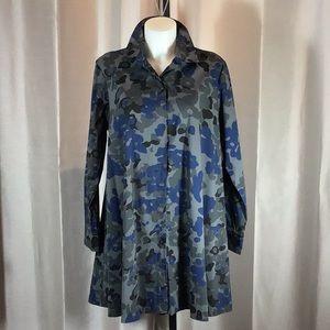 Comfy USA tunic length shirt